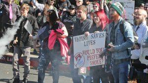 Washington State Bans Flavored Vapes